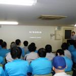 鳥取事業所 経営計画発表会