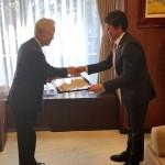平成29年度 姫路市ものづくり開発奨励補助金の証書の授与と記者発表
